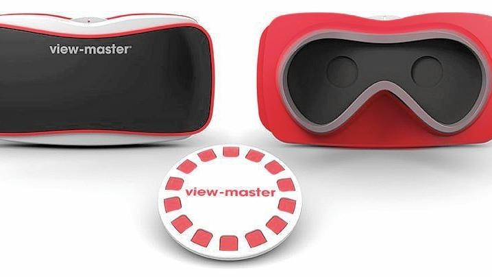 Updated View-Master to go on sale