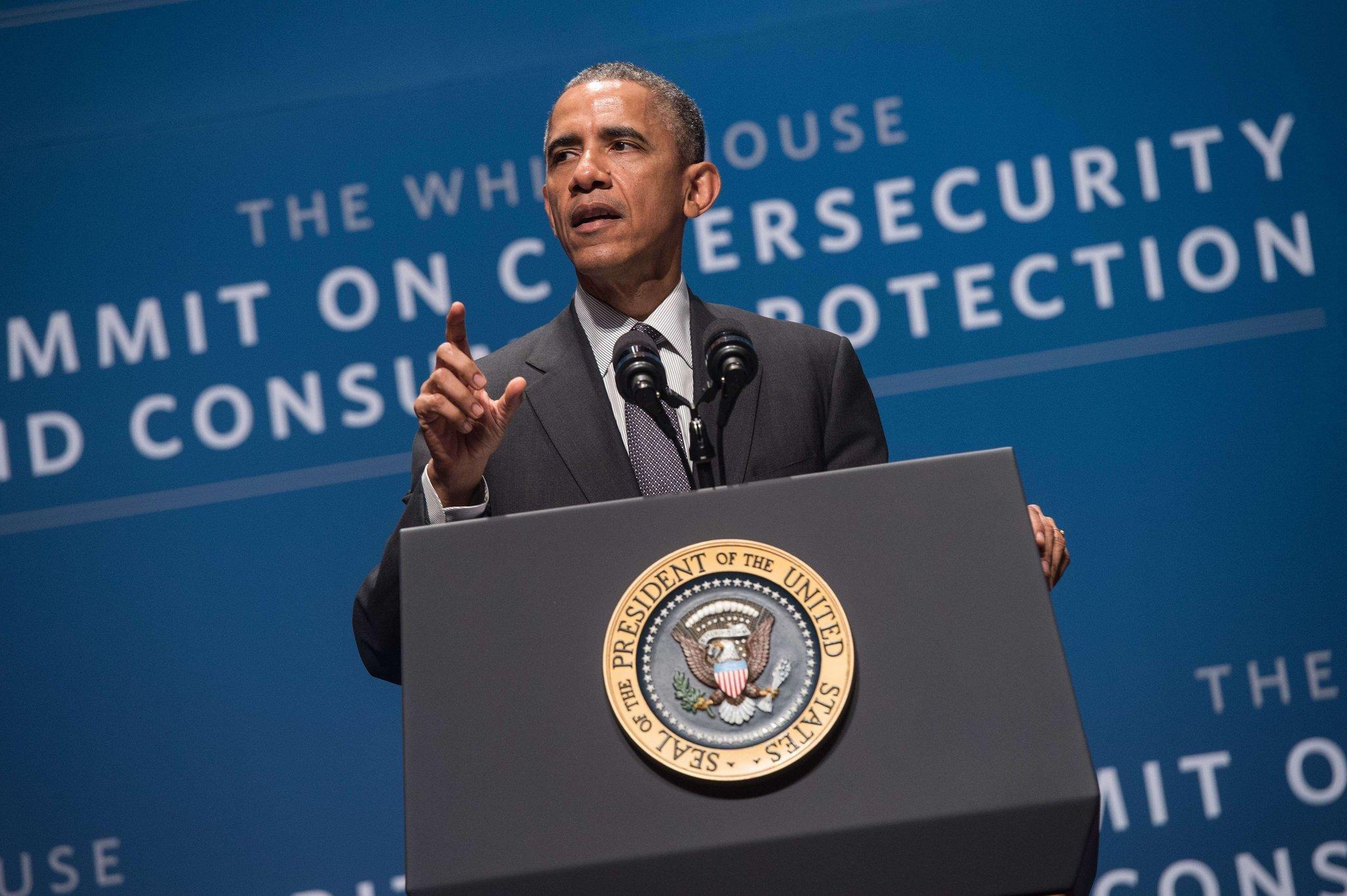 Барак Обама, во время выступления перед Конгрессом