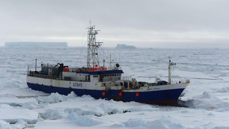 Coast Guard cutter Polar Star