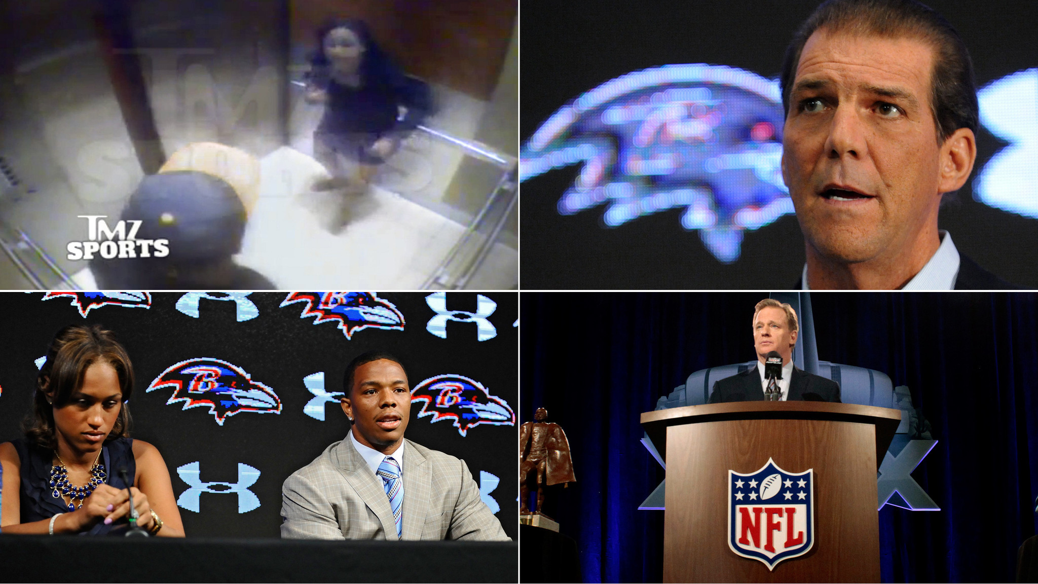 domestic violence on ray rice Video of ray rice hitting a woman reveals what we too often look away from democracy dies in darkness namely: this is what domestic violence looks like.