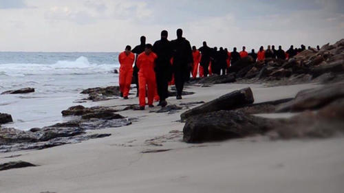 500x281 - Reaction to the beheading of Christians in Libya