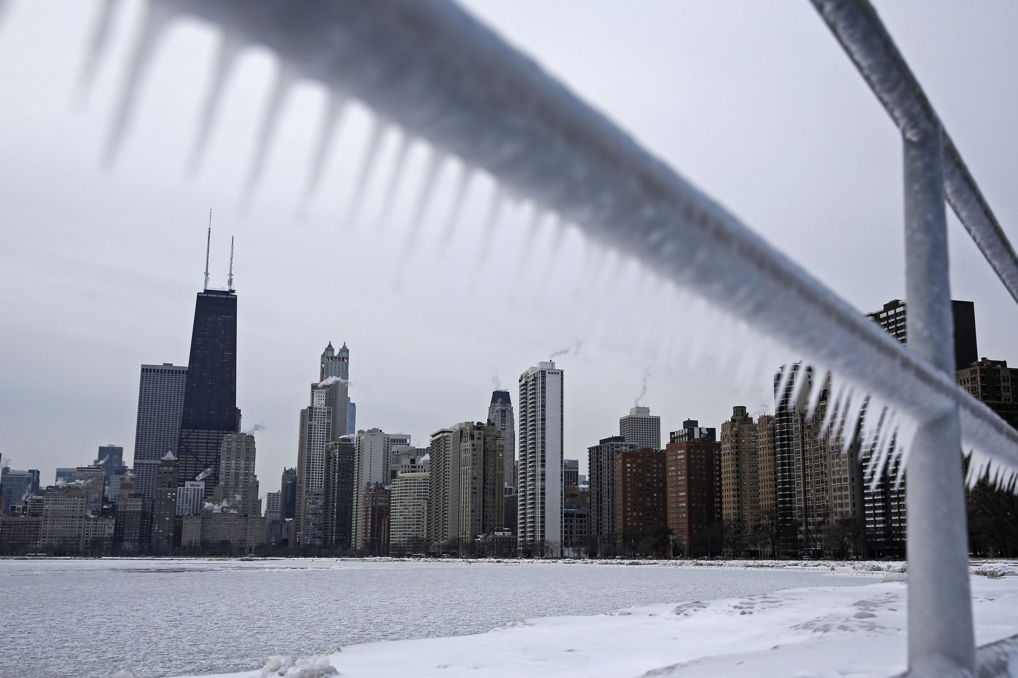 bundle up for below-zero temperatures by thursday