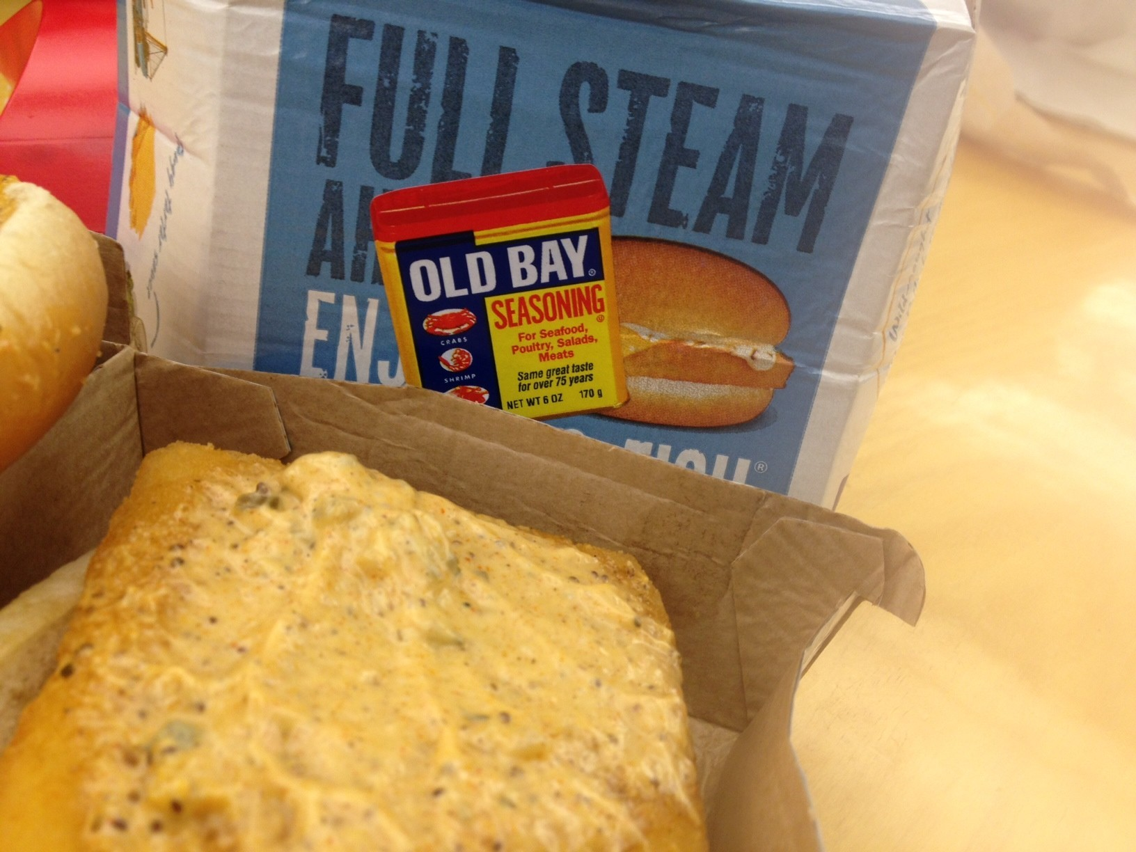 We try the old bay filet o fish at mcdonald 39 s baltimore sun for Mcdonalds fish fillet price