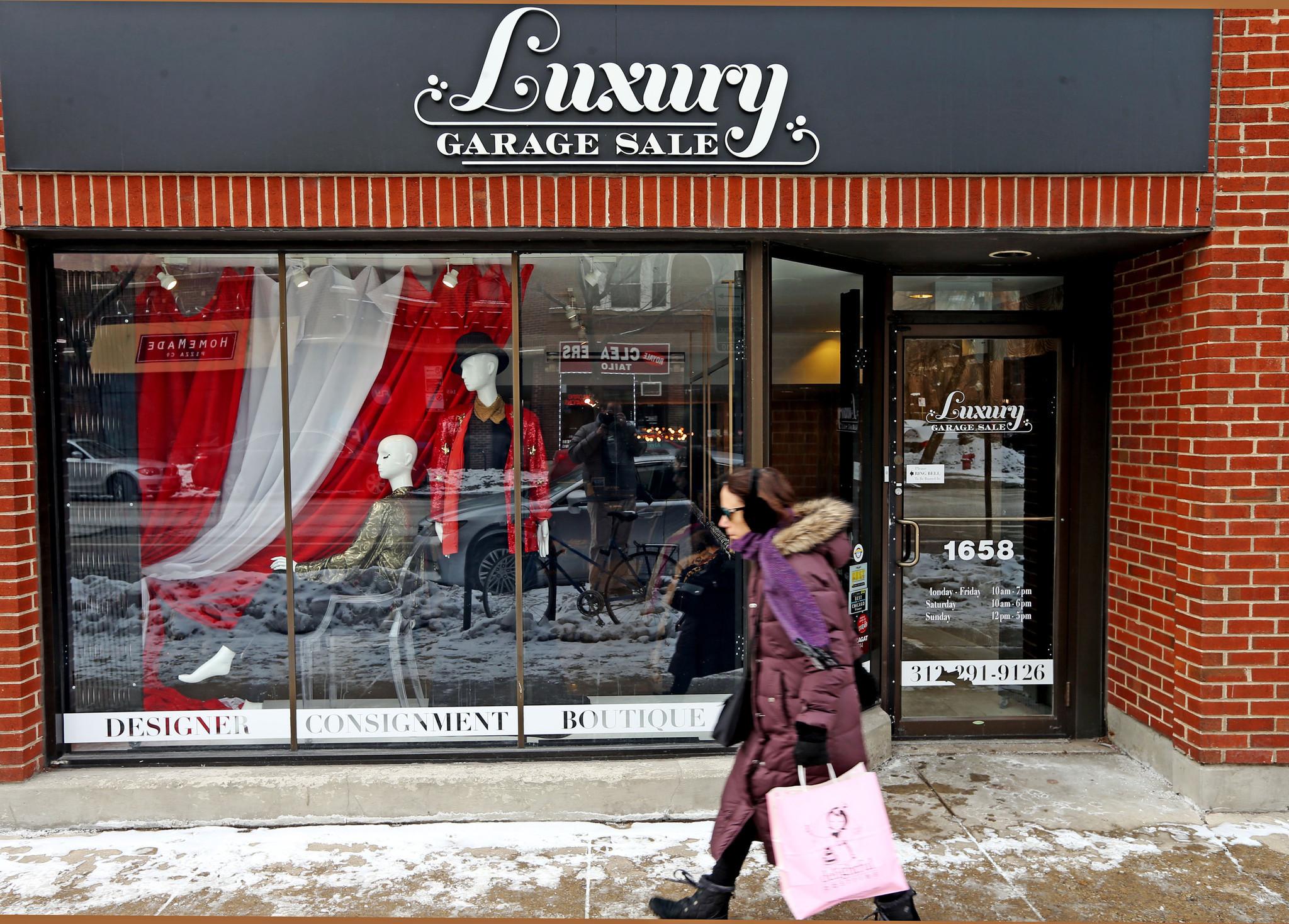 luxury garage sale raises 1 5 million to expand chicago tribune