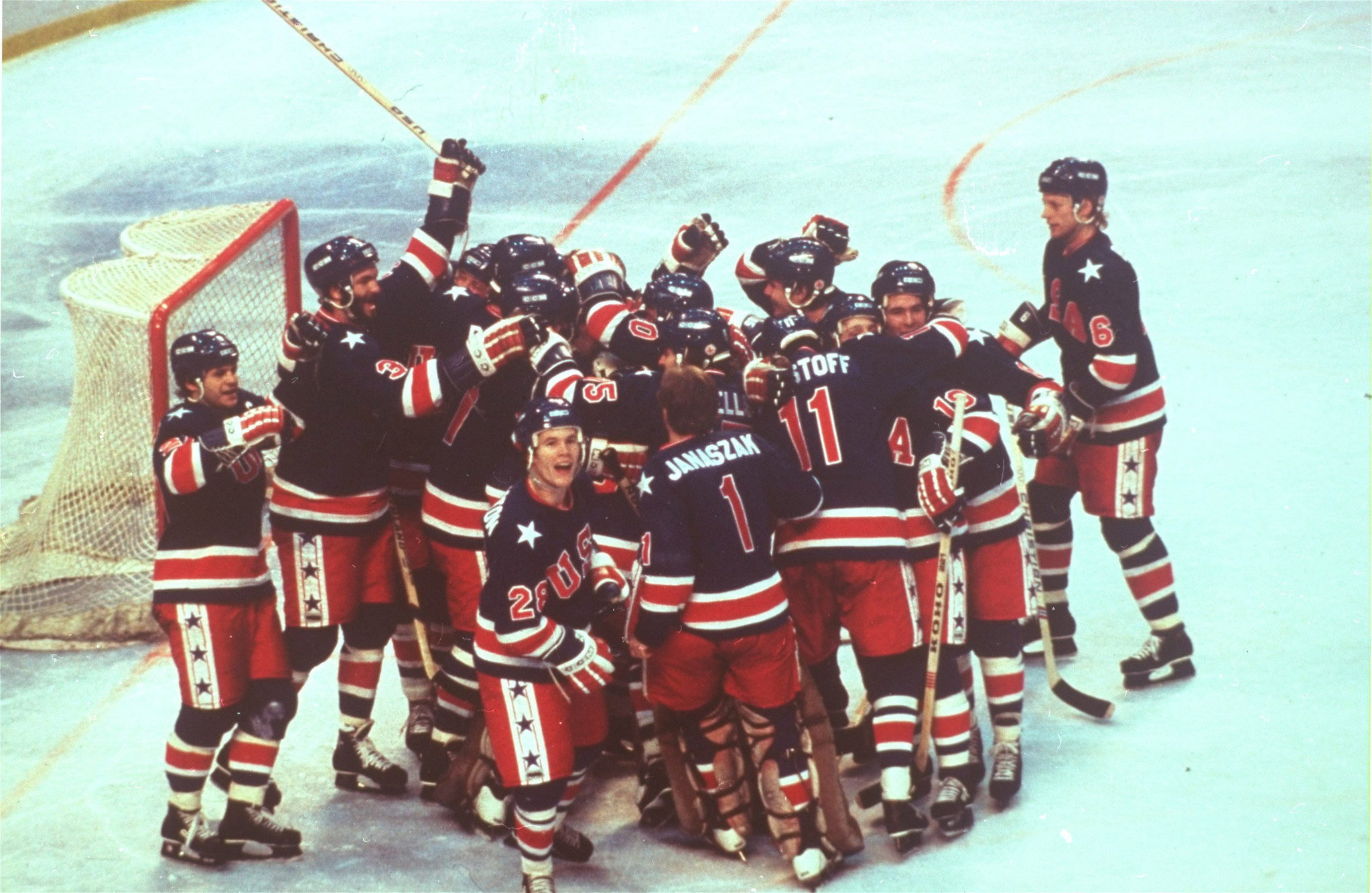1980 'Miracle On Ice' Team Reunion Gets Gray But Never Old