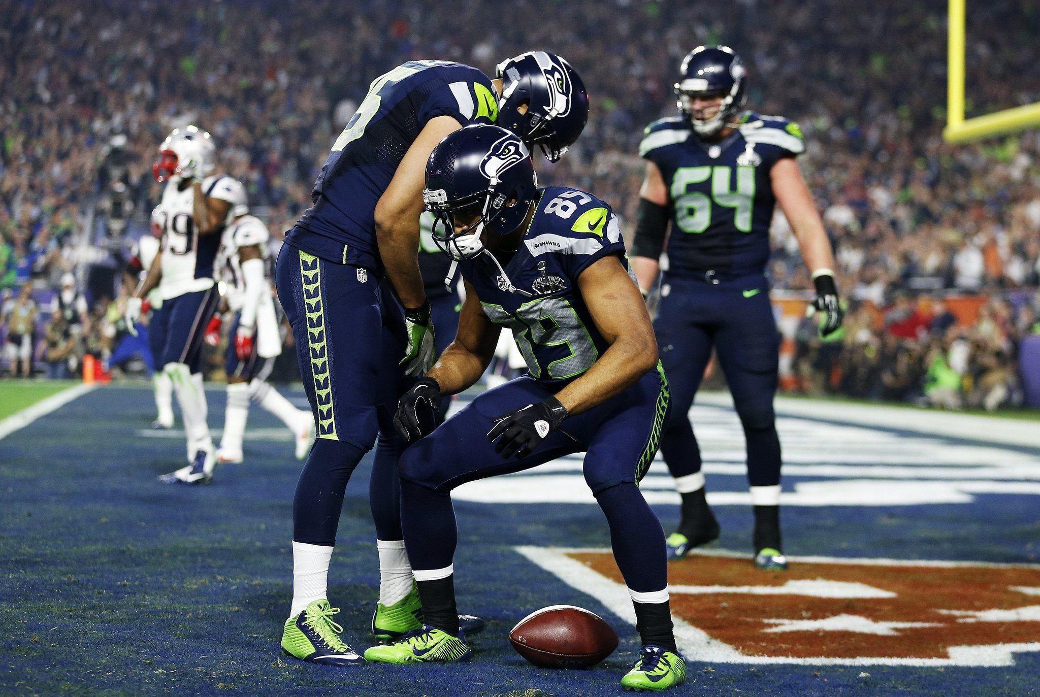 Doug Baldwin apologizes for inappropriate Super Bowl TD