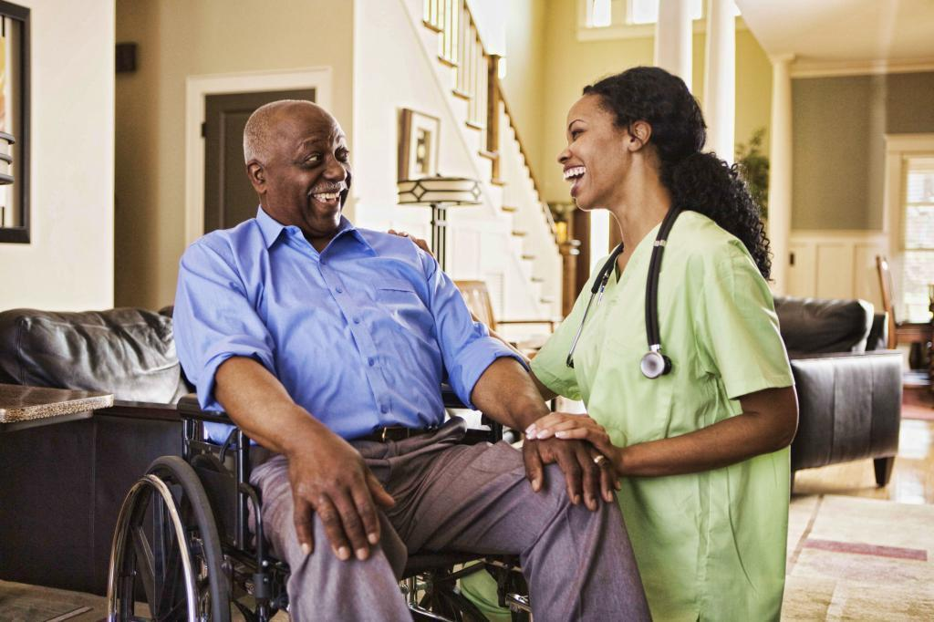 Home health-care wages hurting home care, report claims ...