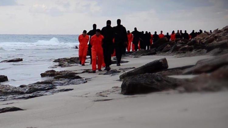 Egyptian Christians beheaded