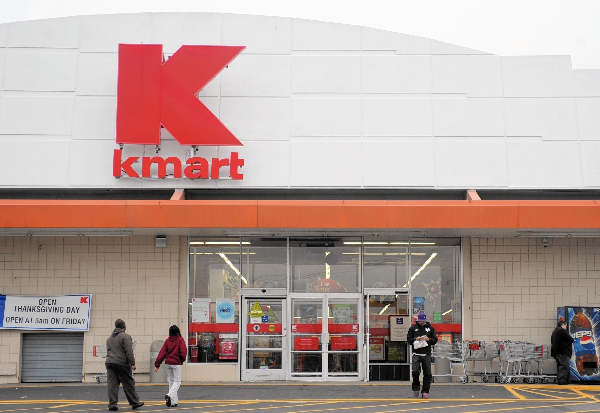schuylkill mall kmart to close in october lehigh valley