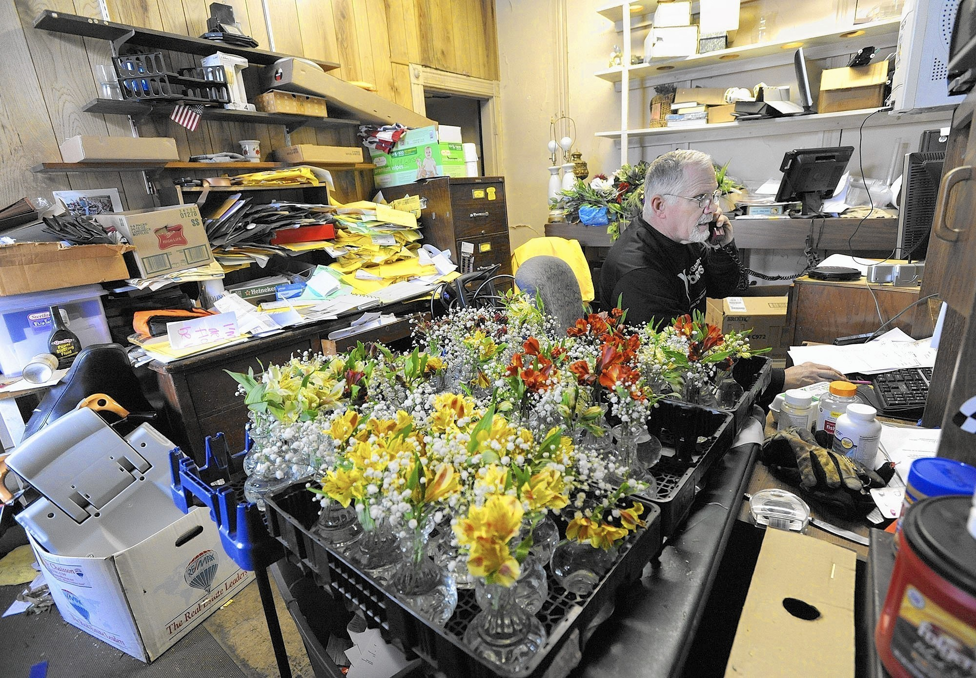 Longtime Catonsville Florist To Close Frederick Road Shop