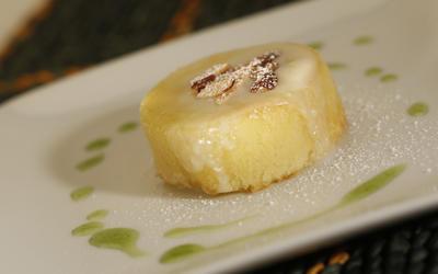 Michael's on Naples torta di mandorle (almond cake)