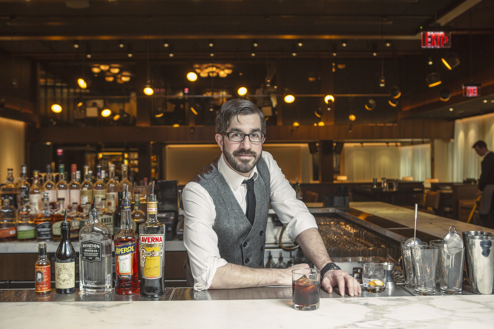 watch our best bartender 2015 top 4 finalists in action redeye