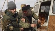 Photos: Ukraine crisis (contains graphic images)
