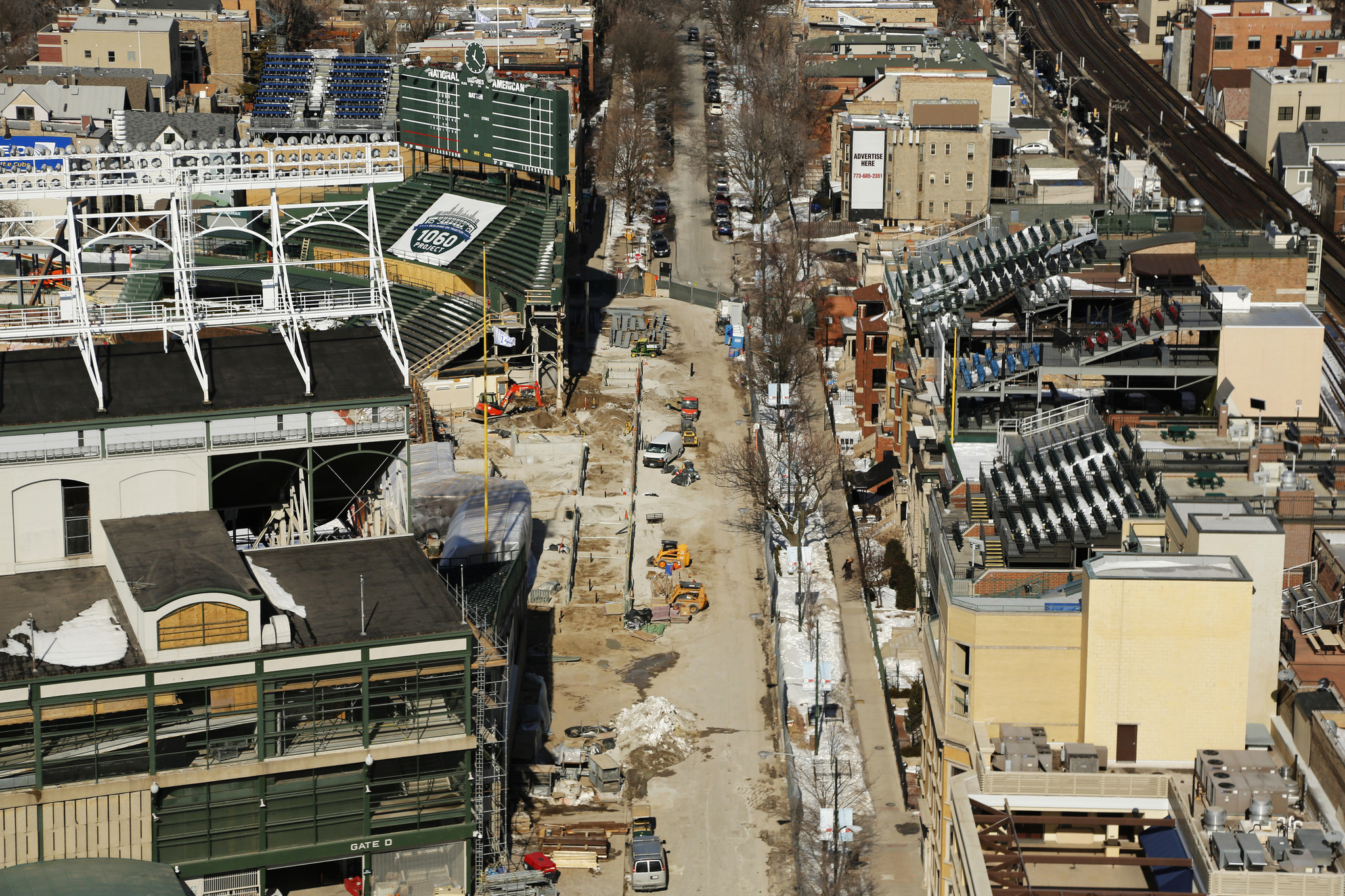 Chicago Cubs can keep building Wrigley signs, judge says