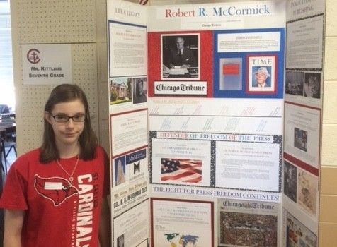 Seventh-Grade Research Topics