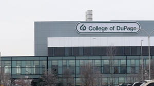 Tribune coverage: Issues at College of DuPage