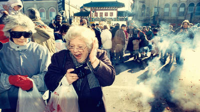 Vintage photos: Chicago celebrates Chinese New Year
