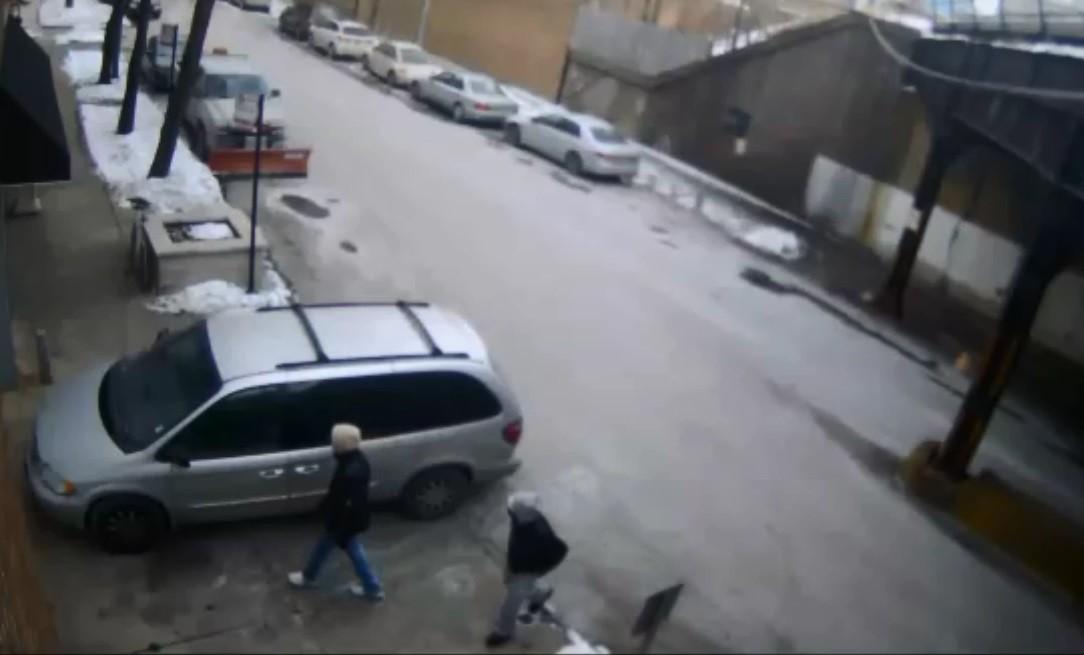 Men In Van Stealing Dogs When Out On Walks