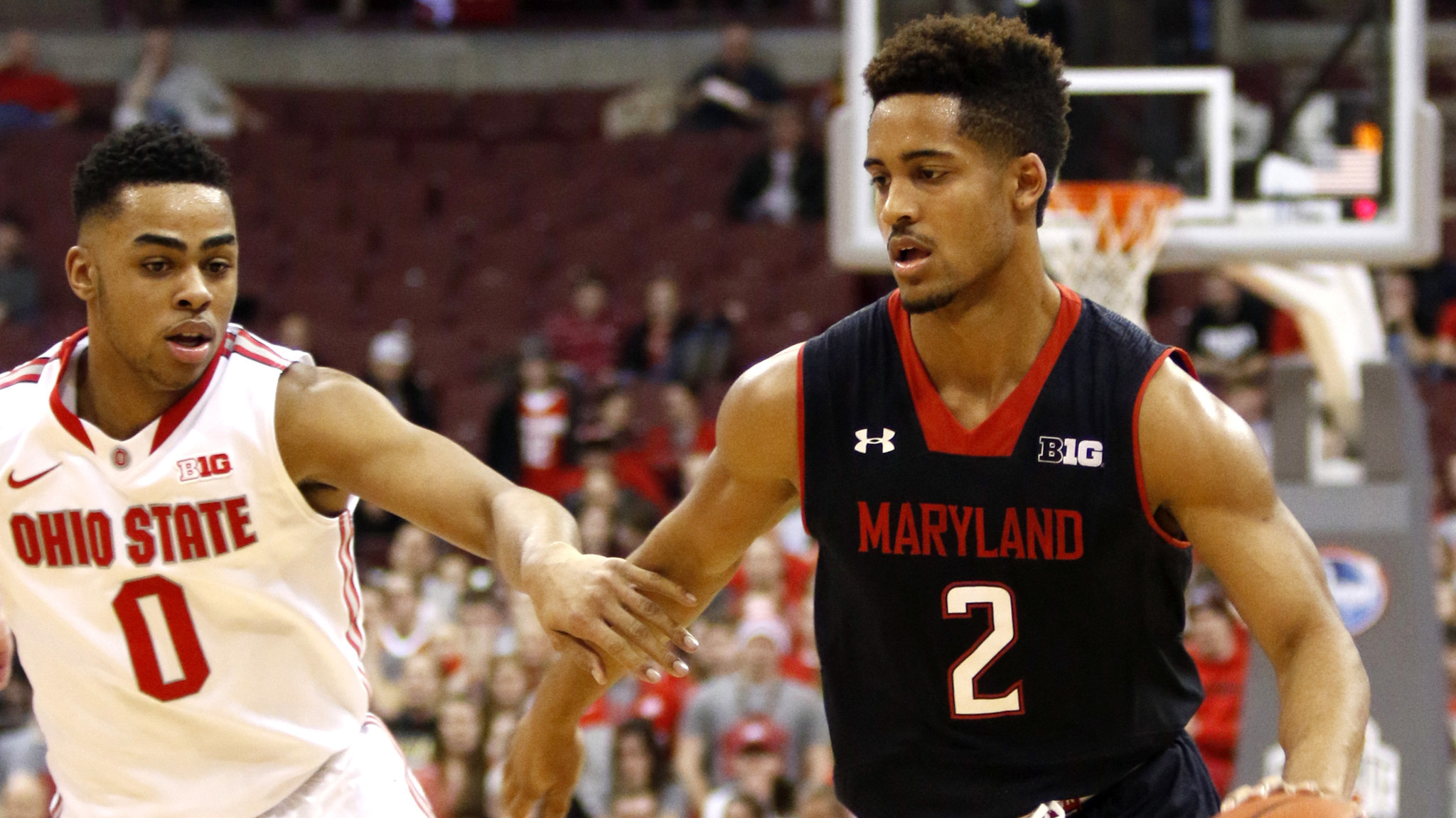 Melo Trimble in contention for Bob Cousy Point Guard of the Year