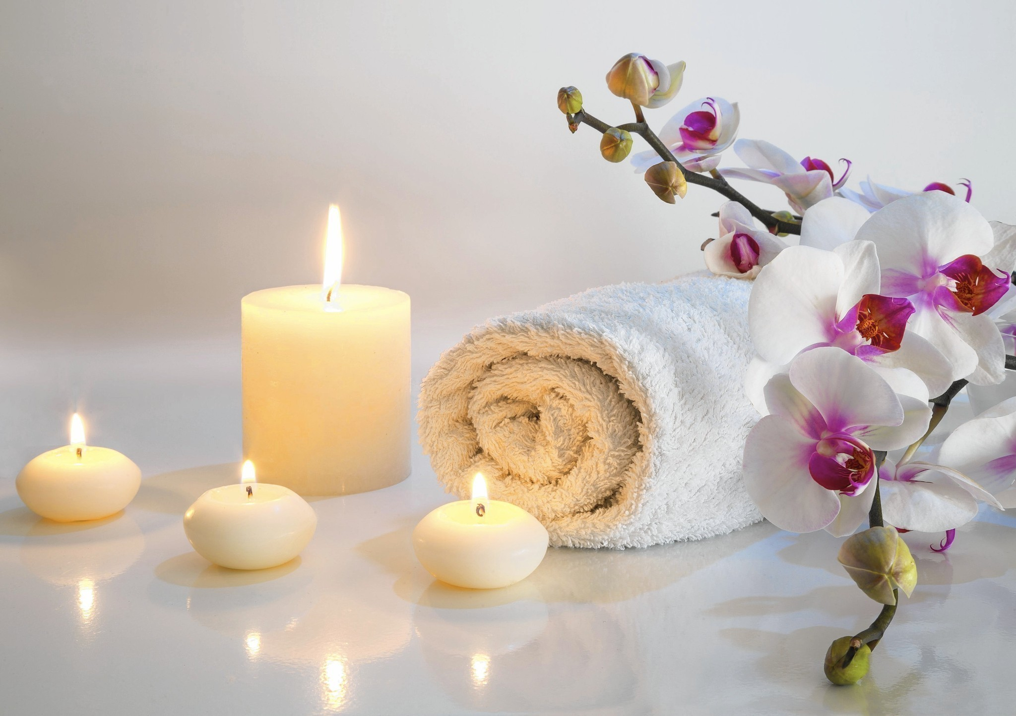 Let Go Of Stress By Creating Your Own Spa Environment La
