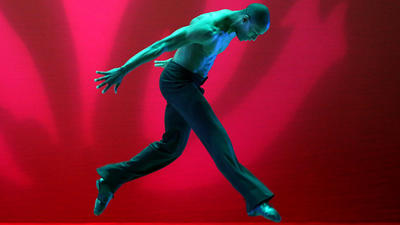 Alvin Ailey dancers perform for Black History Month