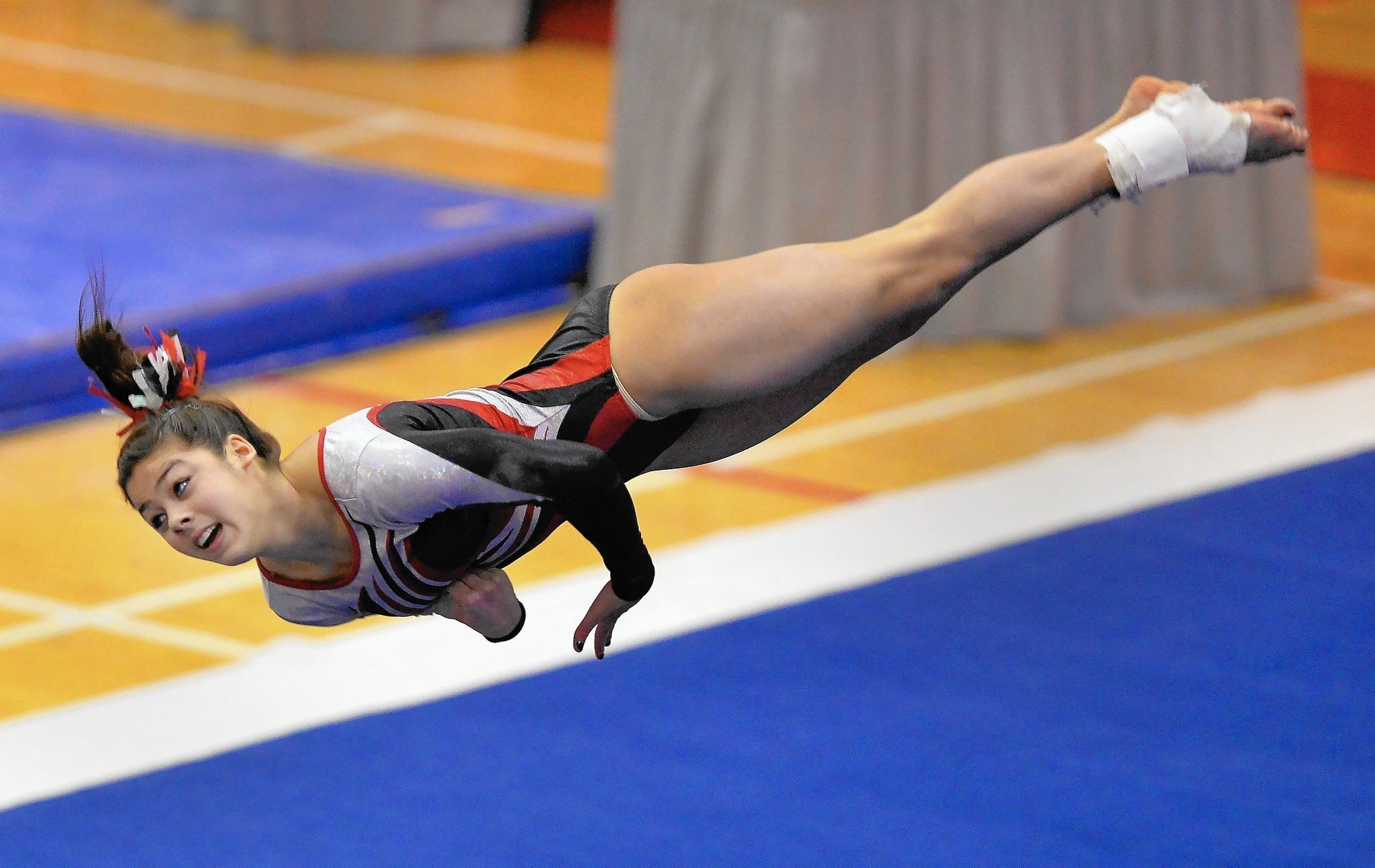 socal gymnastics state meet