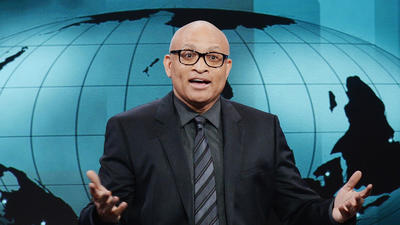 On 'The Nightly Show,' Larry Wilmore does as much listening as talking