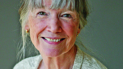 Deep currents run through Anne Tyler's new novel, 'A Spool of Blue Thread'
