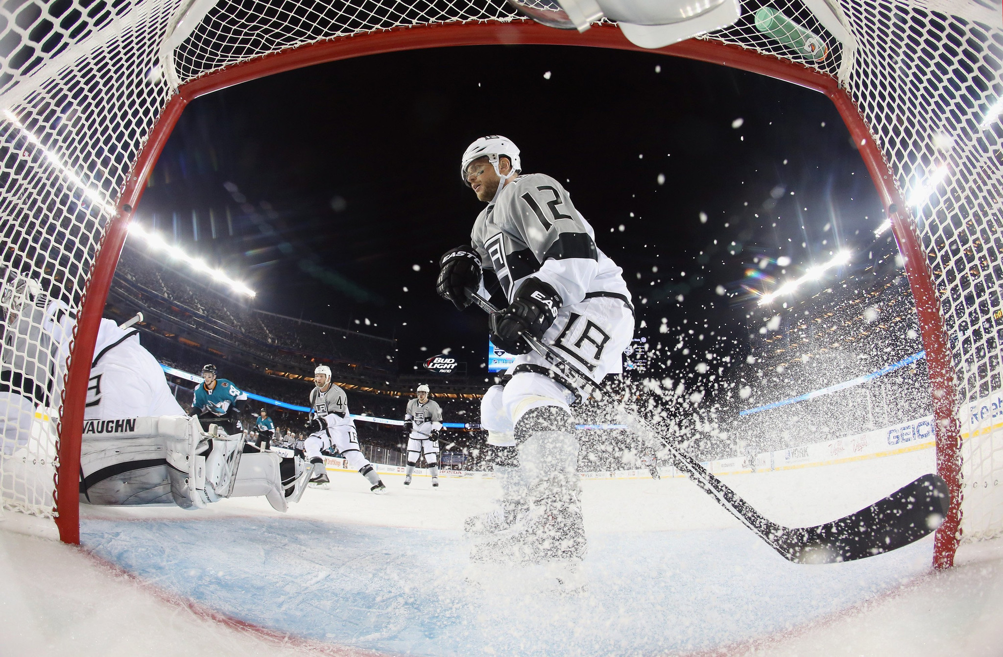 NHL Pluses And Minuses: Kings And Sharks Headed In Opposite Directions