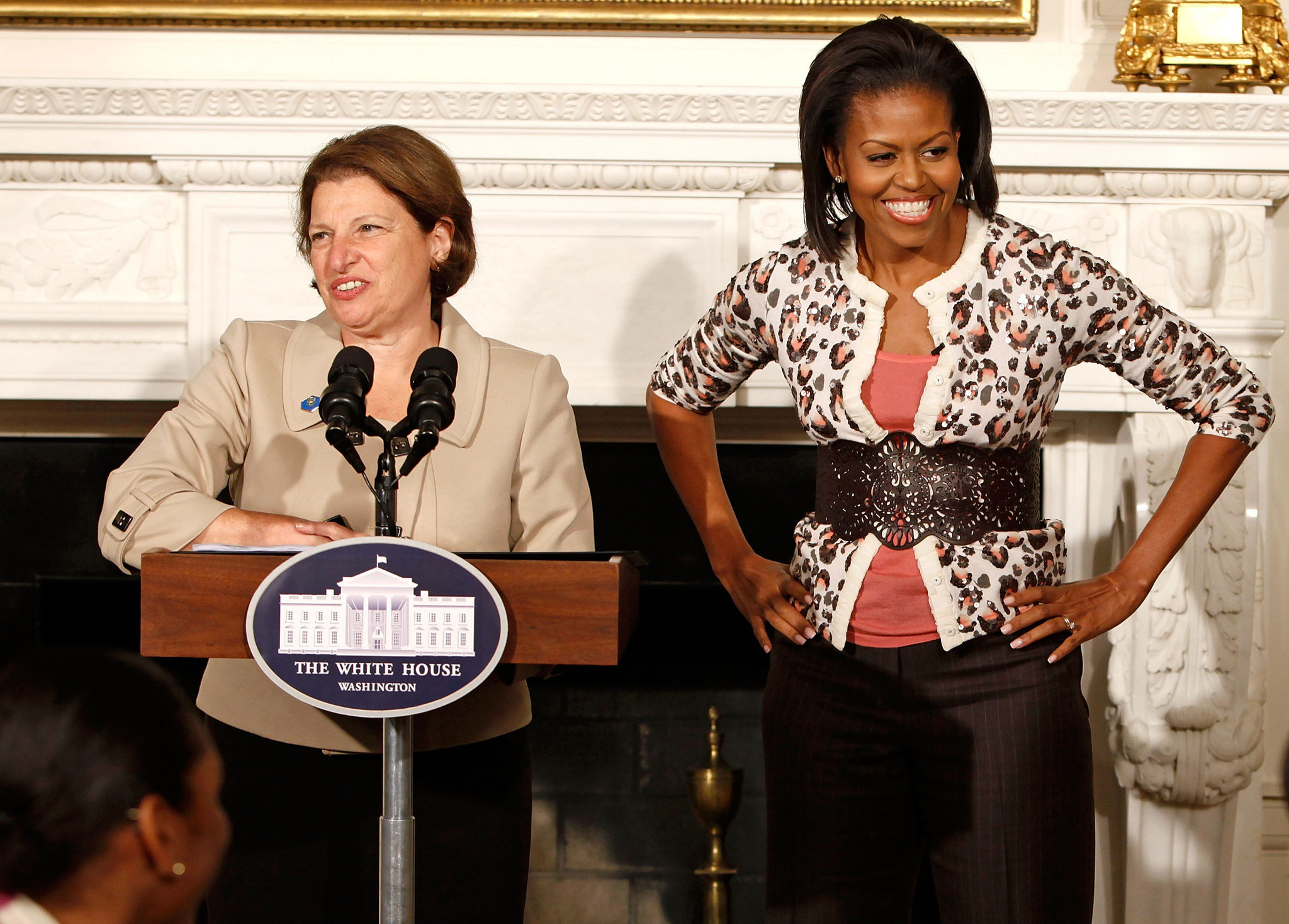 Profile Box For Susan Sher Former Obama Aide Now With The