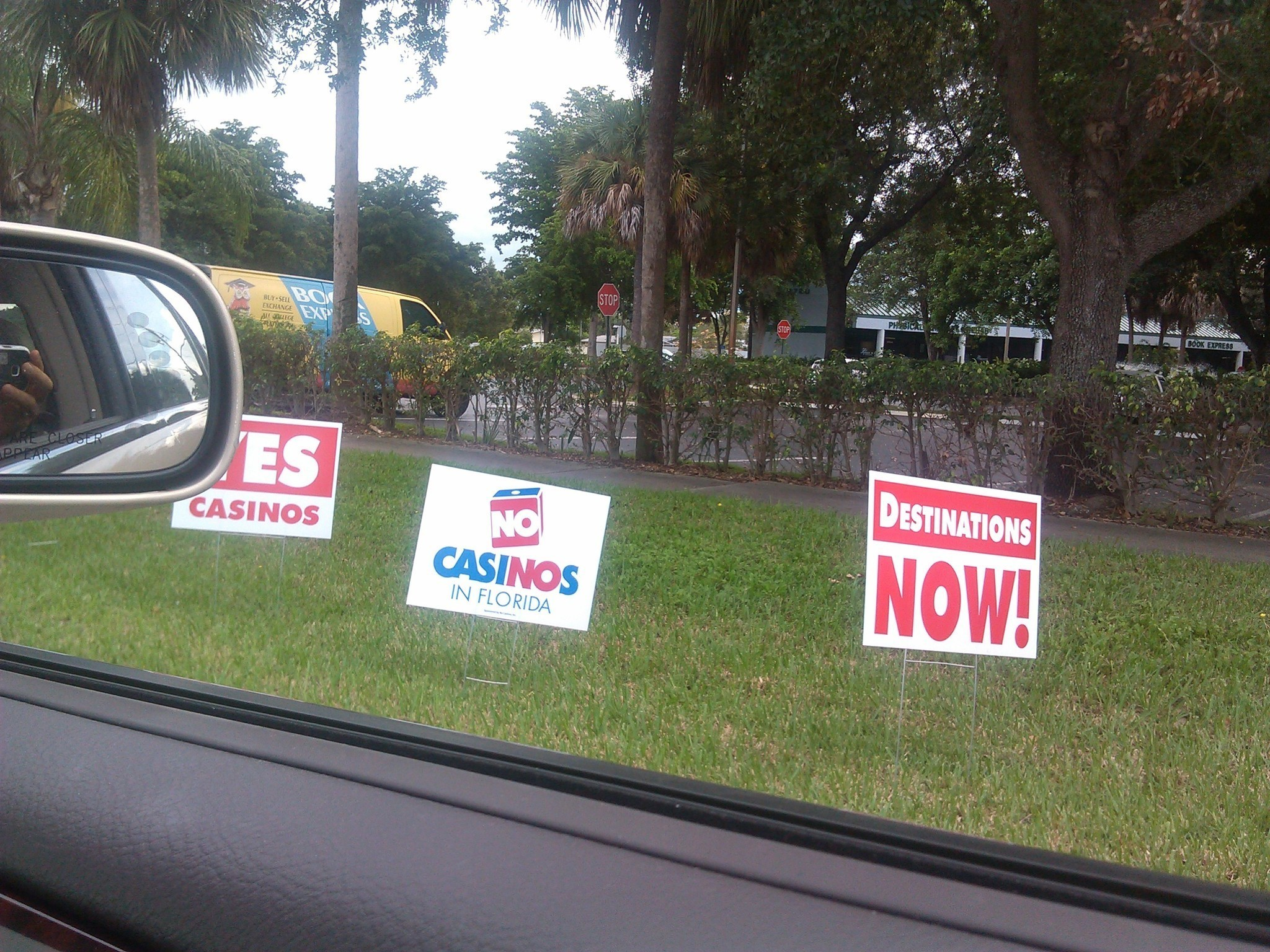 Is there gambling in orlando fl
