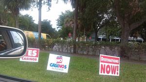 Gambling debate entangles disney in florida