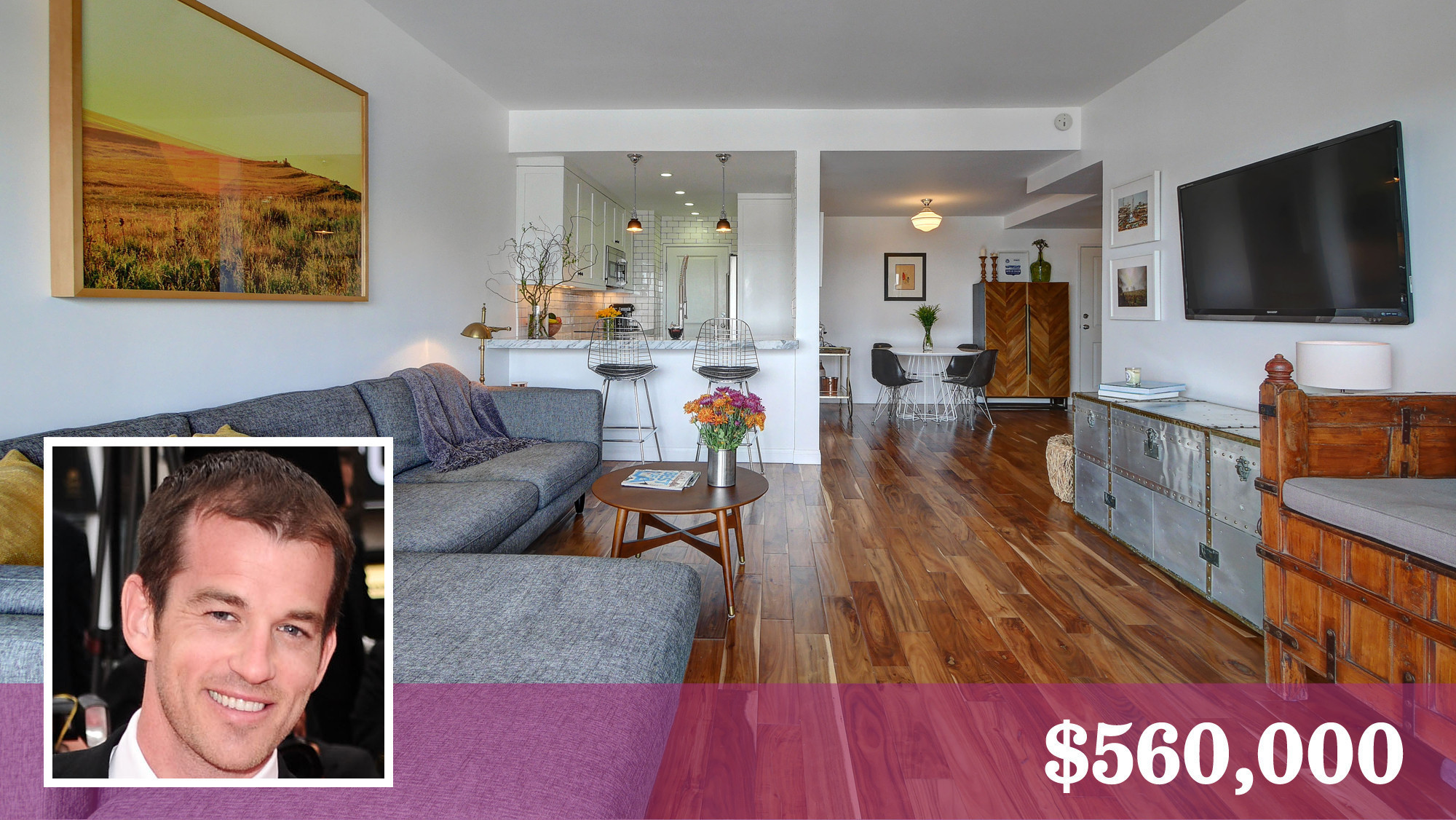 Liam Dunaway O Neill Buys Condo In West Hollywood La Times
