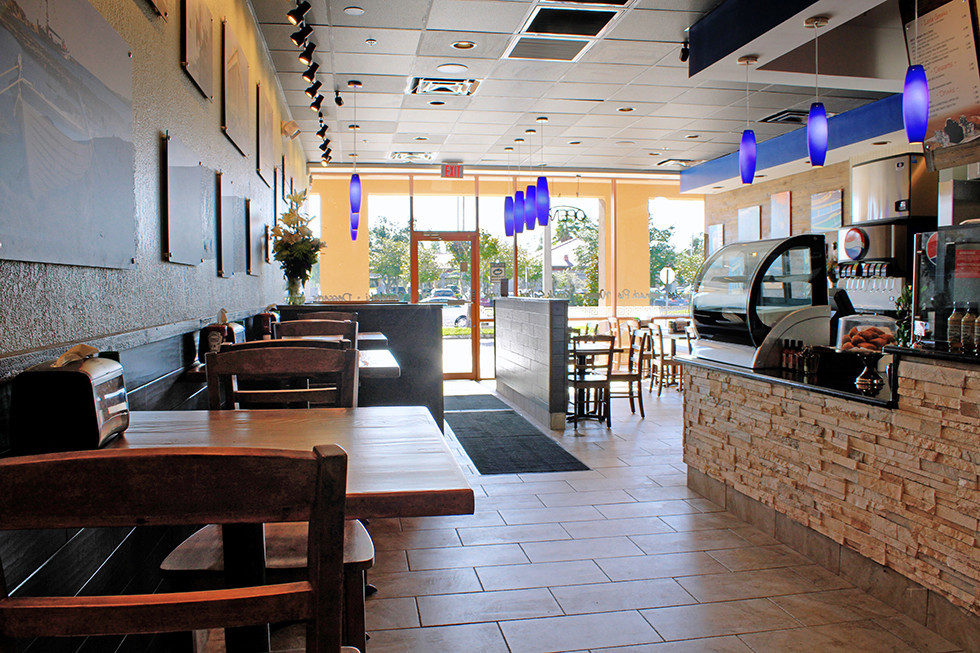 Little Greek Opening First Central Florida Eatery Orlando Sentinel