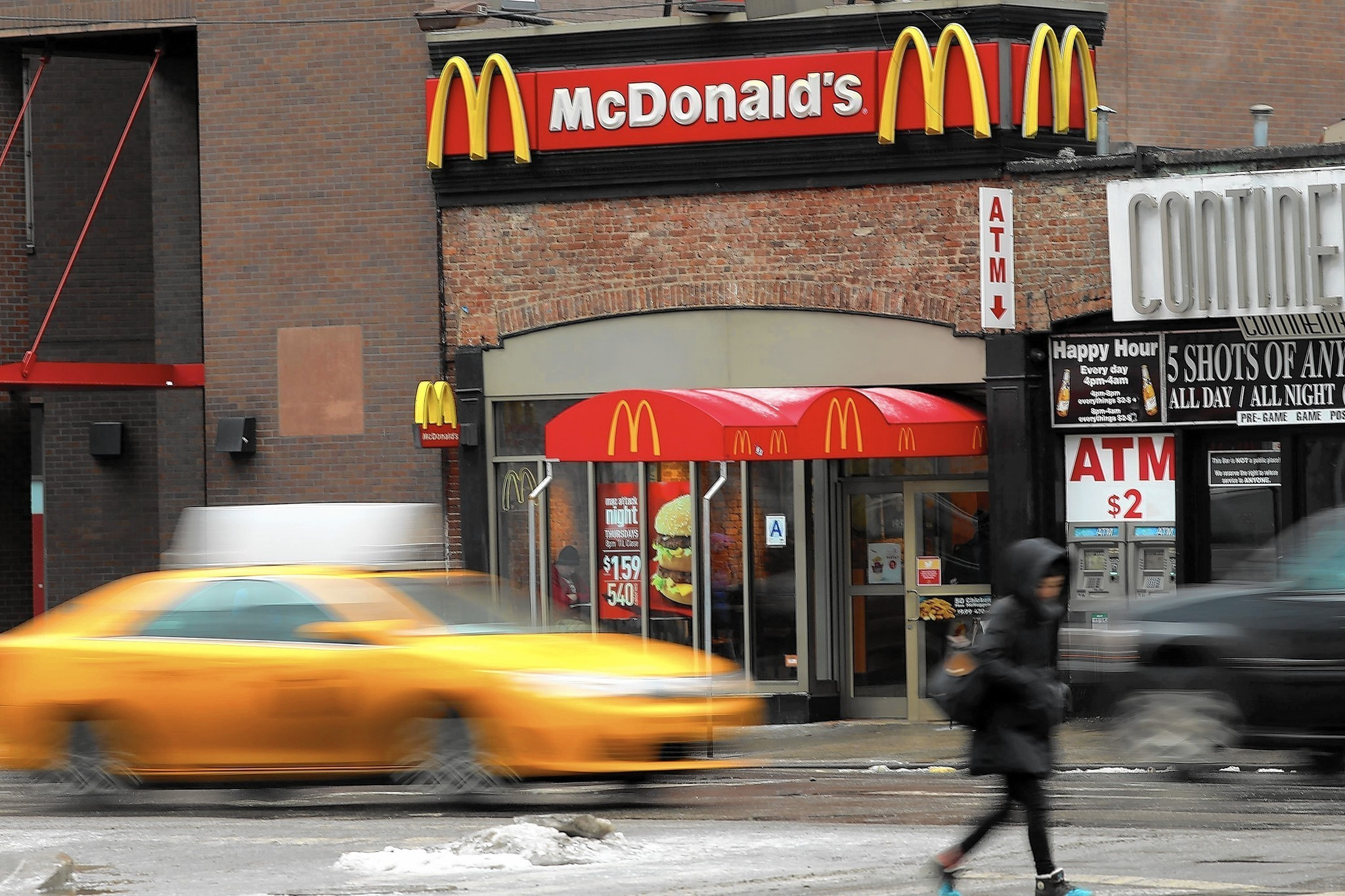 McDonald's details pullback on restaurant openings ...