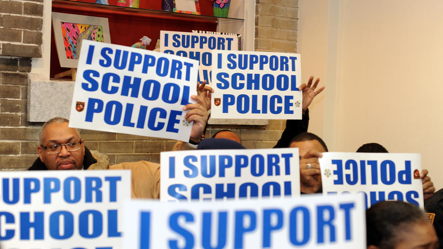School board hearing