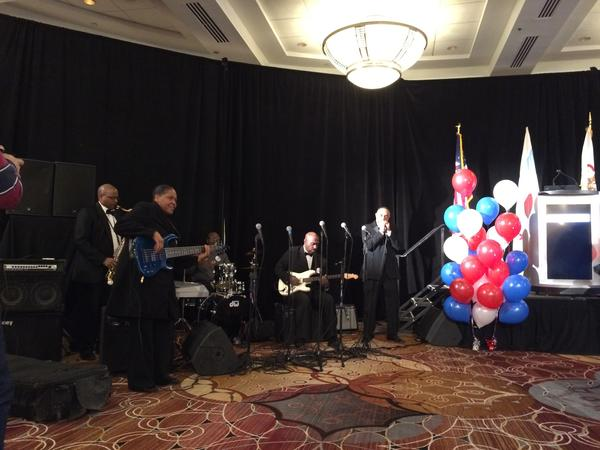 Willie Wilson's Election Night Party