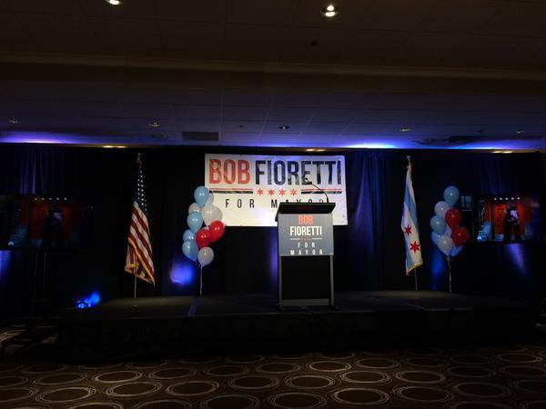 Bob Fioretti's Election Night Party