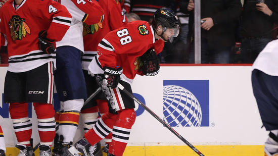 Source Says Patrick Kane Could Miss 10-plus Weeks With Injury