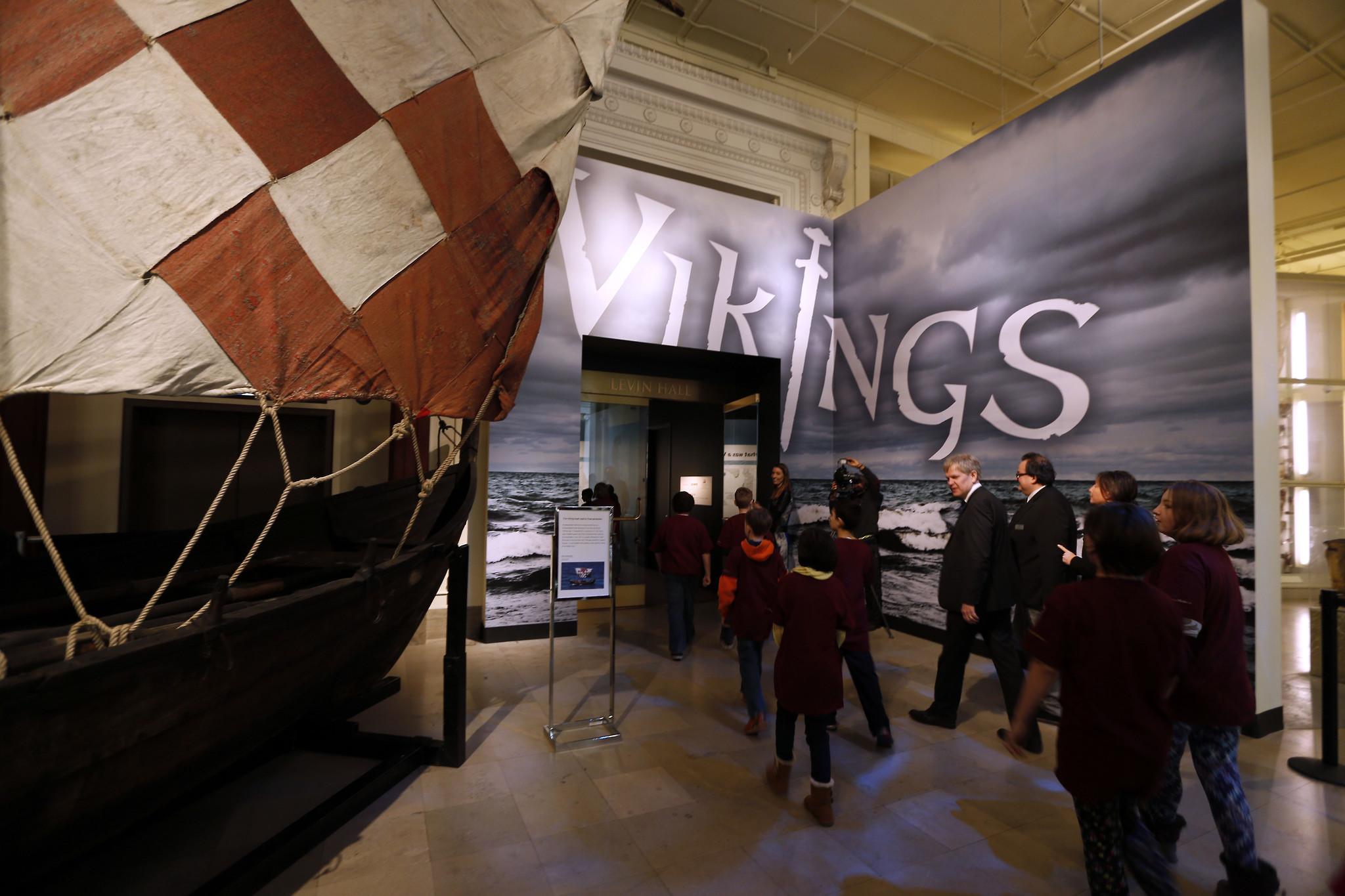 Vikings Exhibit At Field Museum Chicago Chicago Tribune - Scandinavian museums in us
