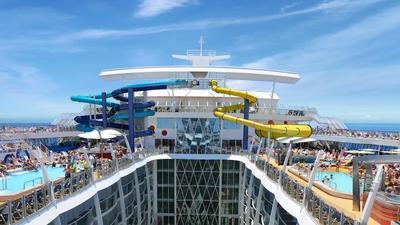 Royal Caribbean's newest Oasis-class ship to become world's largest