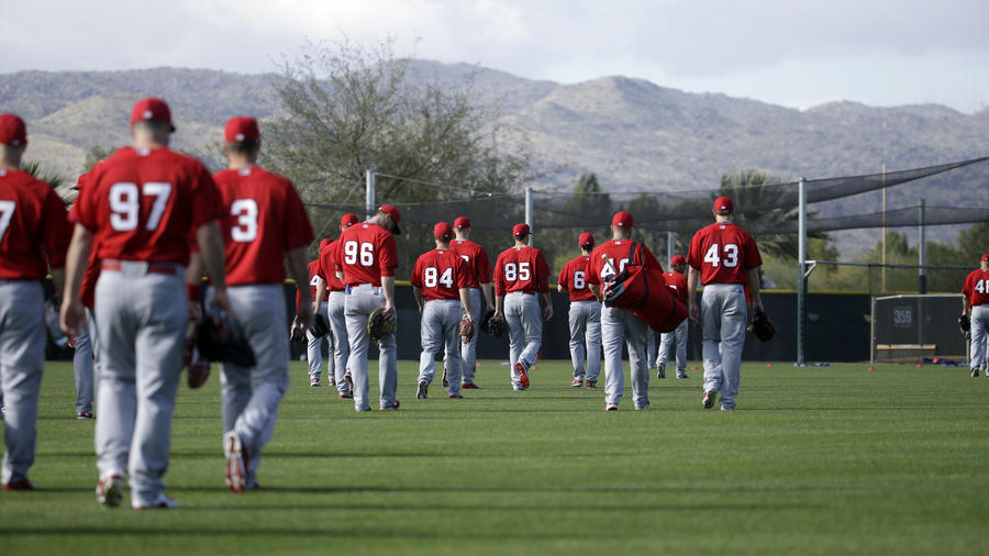 Ongoing opening day roster guesstimate- Angels Blog: Orange County Register