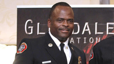 Glendale Fire Chief Scoggins to head Seattle Fire Department