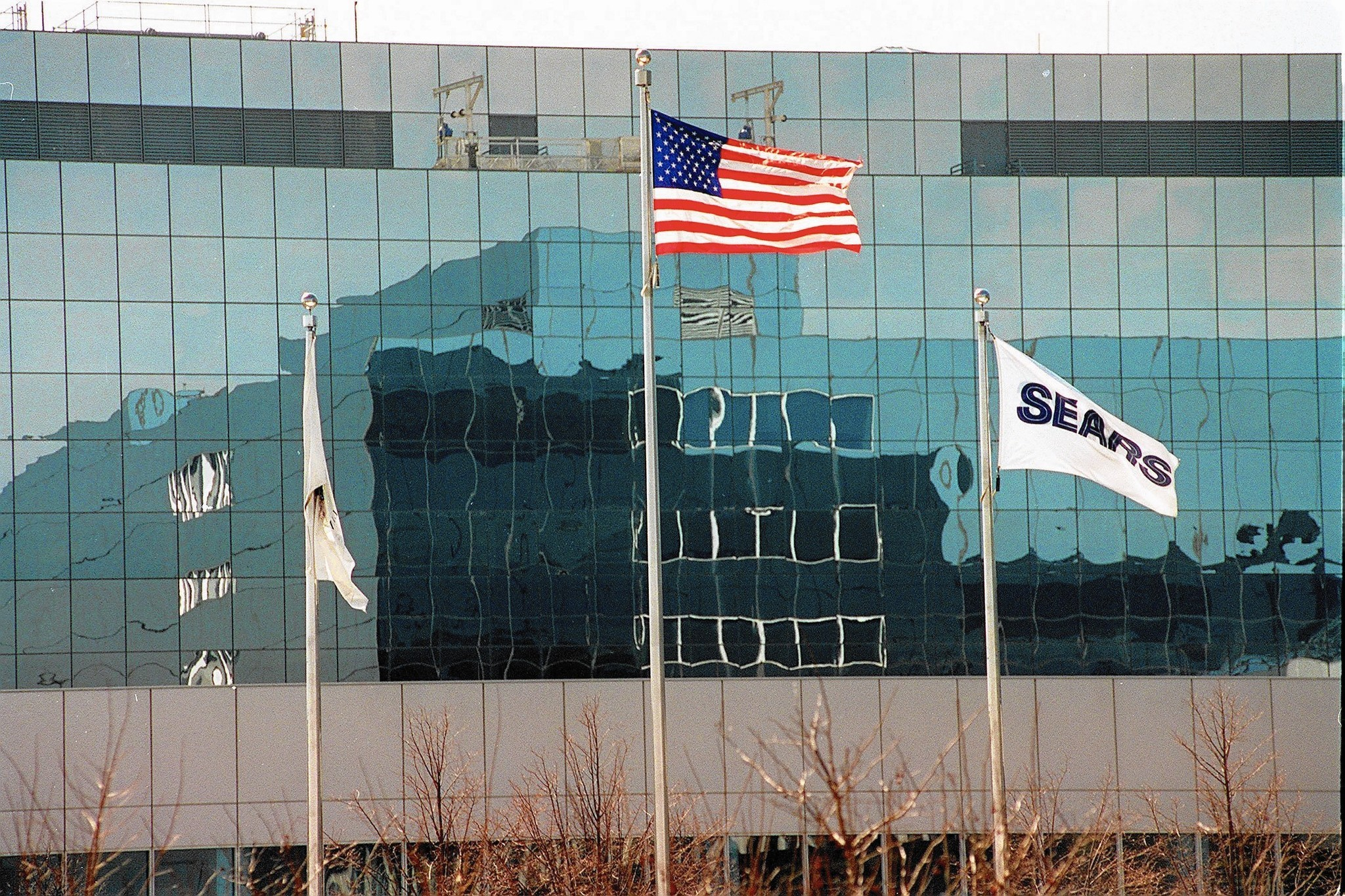 Sears loses money again but CEO sees hope in smaller decline
