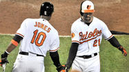 Orioles' Adam Jones on Nick Markakis' comments: 'I'm glad he said something'