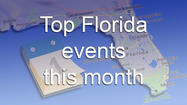 Pictures: Travel events in Florida in April