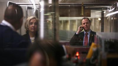 Schiff eyes Senate seat following Villaraigosa announcement