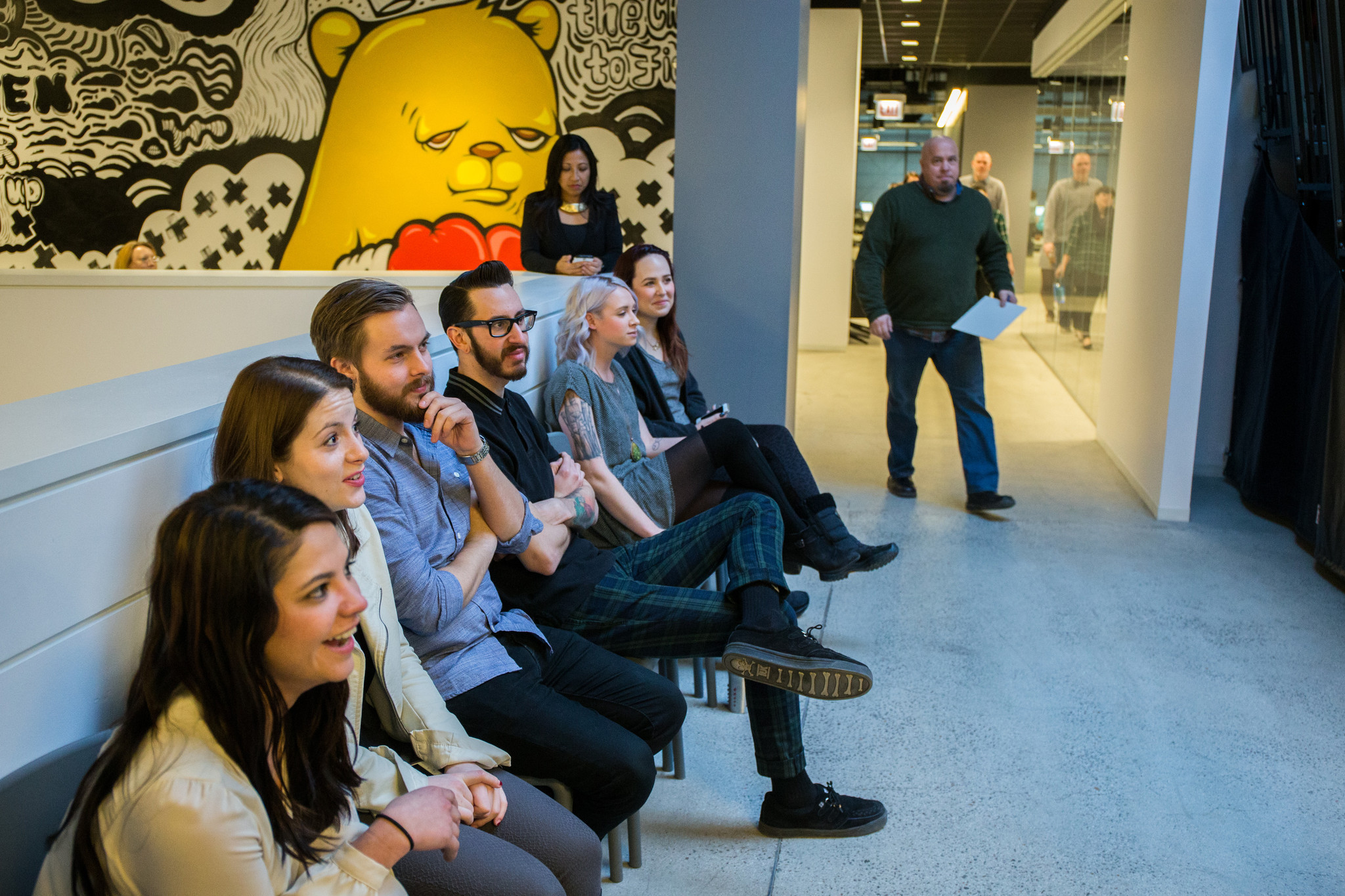 Havas Chicago breaks down walls with new office space