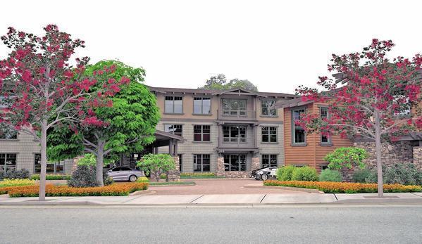 Developer Bids To Build Senior Housing Facility La Times