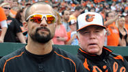 Buck Showalter texts with Nick Markakis, says comments not a discussion topic in camp